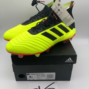 Adidas Predator soccer cleats size 8.5